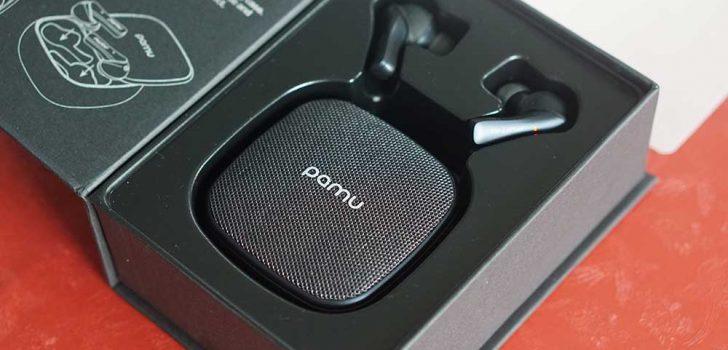 PaMu Slide the Earphones That Popular on Indiegogo