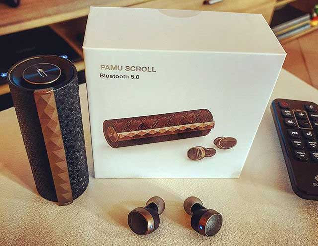 PaMu Scroll Wireless Earphone Reviews